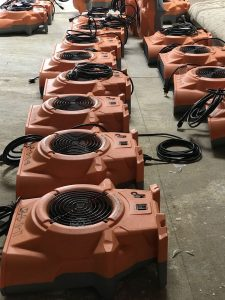 water-damage-dryer-restoration-equipment